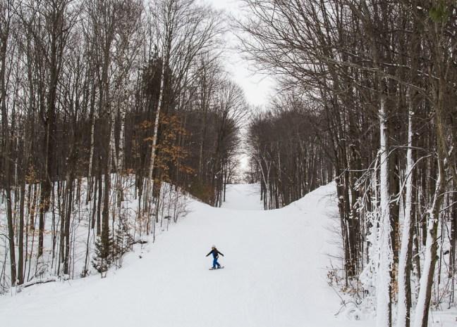 Barrie ski