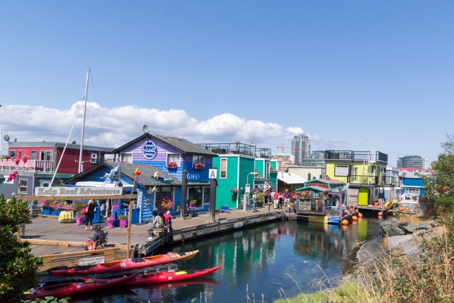 Victoria_Vancouver Island