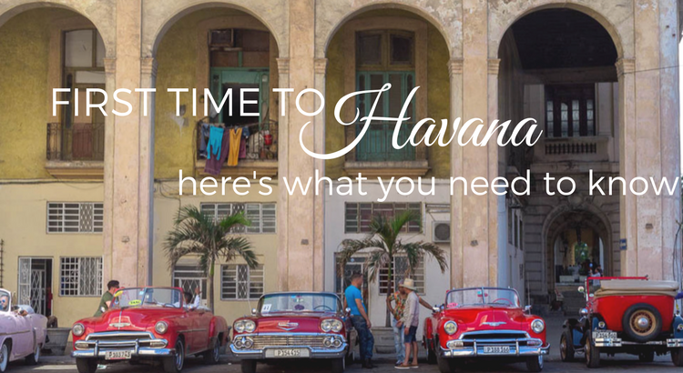 First Time to Havana