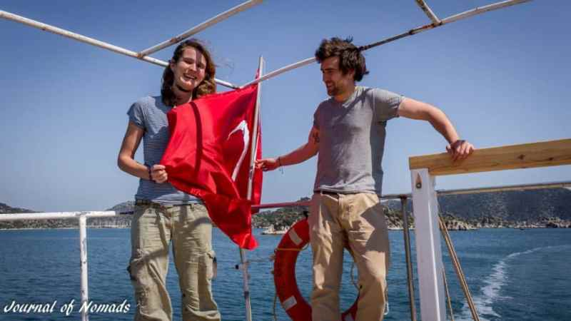 How to travel overland from Europe to Asia – everything you need to know about routes, borders and visas - Journal of Nomads - Boat Turkey