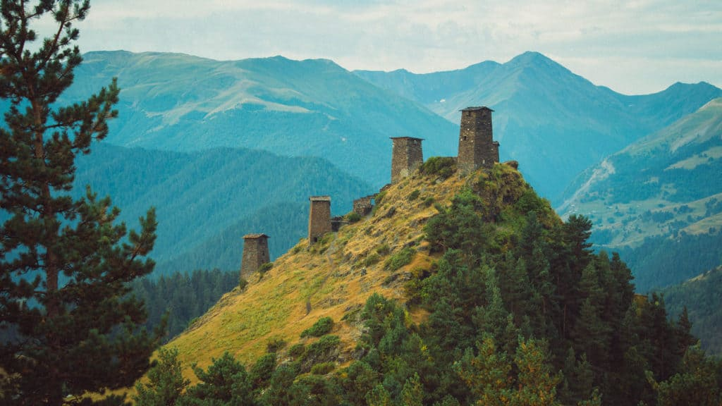 Tusheti – one of Georgia's most beautiful and fascinating regions - Journal of Nomads
