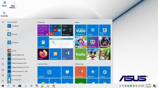 Which Windows 10 Is Best, Windows 10 Start Menu