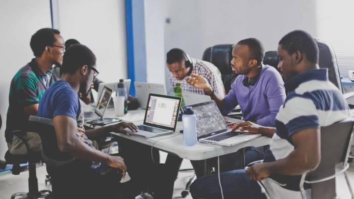 AfricInvest/start-up/start-up africaines/Concours d'innovation numérique/Euromena Awards lance le concours des startups africaines/20 starups africaines récompensées par la Banque Mondiale/Top 10 des pays africains