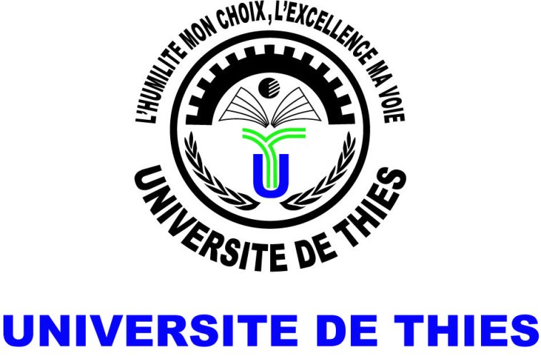 Université de THIES/L'UFR Sciences Economiques et Sociales/Rectrice de l'Université de Thiès