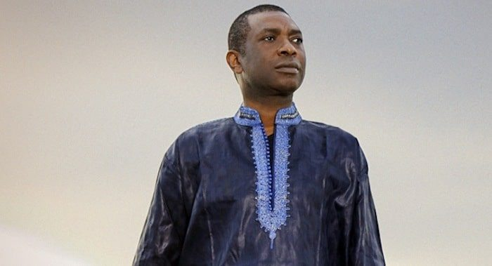 Conférence UCAD et Youssou NDOUR