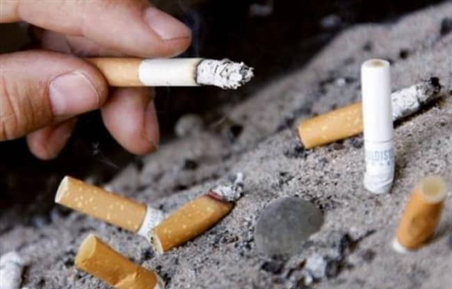 Interdiction de fumer dans les lieux publics