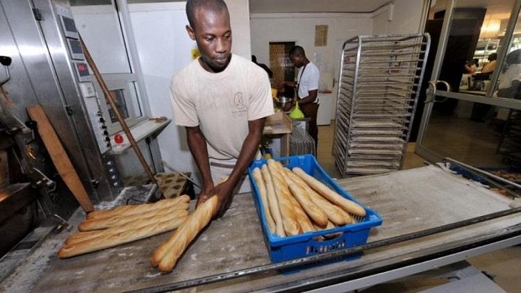 Boulangers contre la vente de pain dans les boutiques