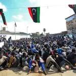 Migrants vendus comme esclaves en Libye