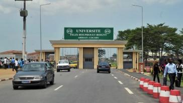 universités publiques de Côte d'Ivoire/Grève illimitée des professeurs/Université Félix Houphouët Boigny