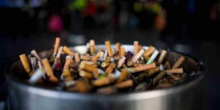 Cœur des fumeurs