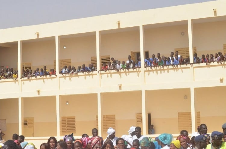 Lycée de Sinthiou Bamambé