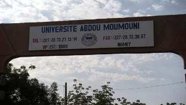 rentrée universitaire/rentrée universitaire au Niger/Niger-grèves/université de Niamey/enseignants grévistes/Reprise des cours à l'université de Niamey