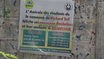 Amicale des Étudiants Ressortissants de Richard Toll