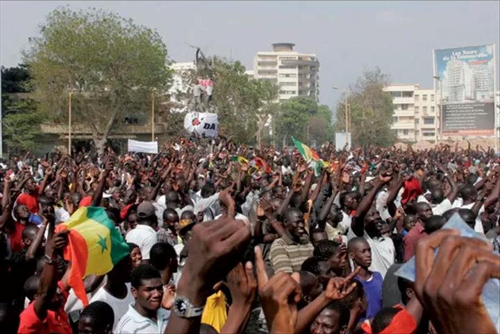 population du Sénégal