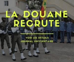 Concours Douane Bannière