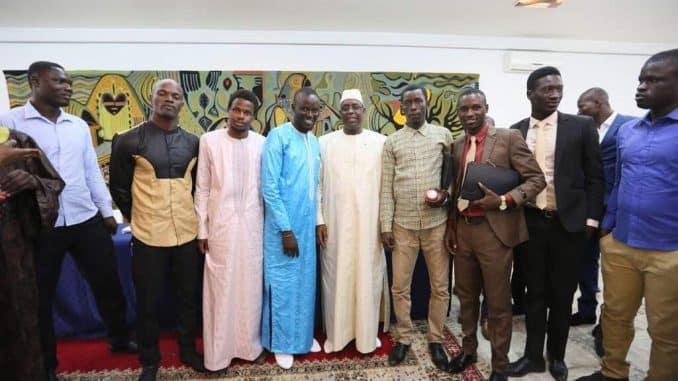 collectif des étudiants de Dakar/la crise universitaire