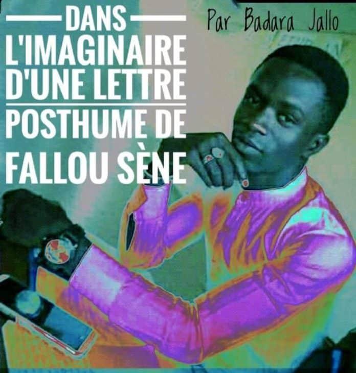 Lettre posthume de Fallou Sène