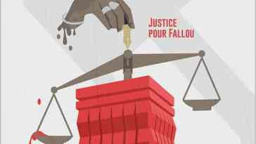 justice sur le dossier Fallou/gendarme tireur/Justice pour Fallou/Décès Fallou Sène /radho et LSDH/étudiants de l'Ugb déterrent la hache de guerre/meurtrier de Fallou Sène