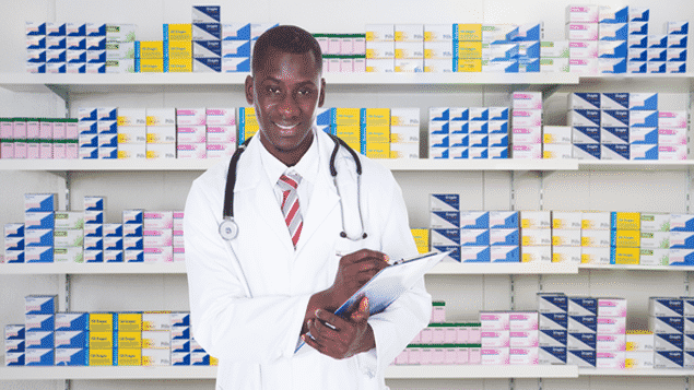 Pharmacien Homme/Femme/Recrutement d'un pharmacien assistant