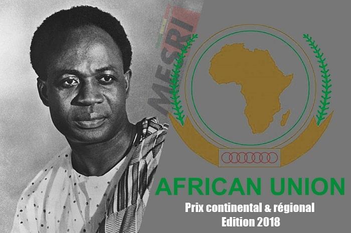 Prix d'Excellence Scientifique Kwame NKrumah