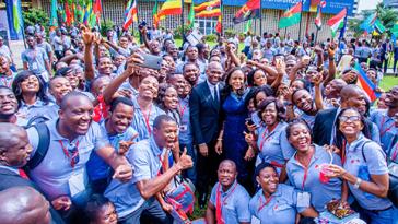 Forum TEF 2018/Entrepreneurs Africains