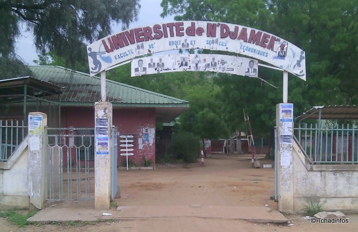 université de N'Djamena
