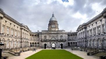 bourses de l'université d'Édimbourg