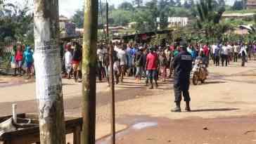 élèves enlevés au Cameroun