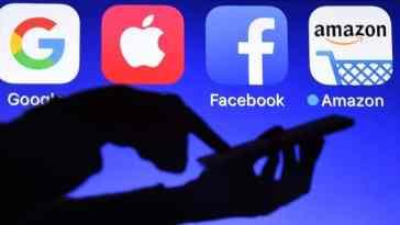 taxation des géants du numérique