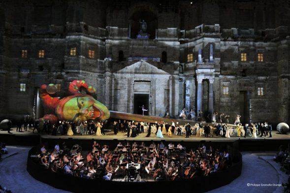 Exceptionnel Rigoletto aux Chorégies d'Orange - Zibeline