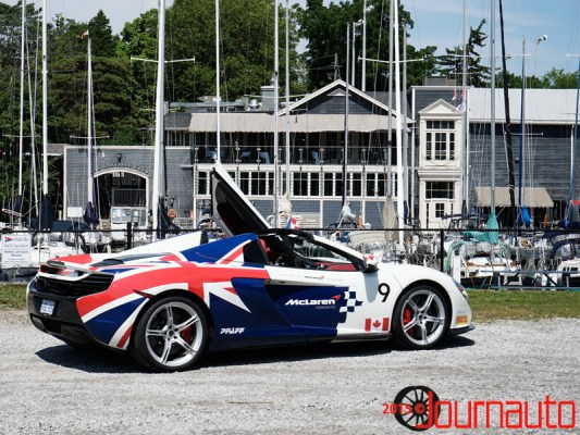 2015 McLaren 650S at the yacht club | Shaun Keenan for Ignition