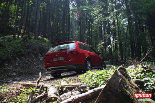 2016 VW Golf Alltrack | Shaun Keenan for Ignition