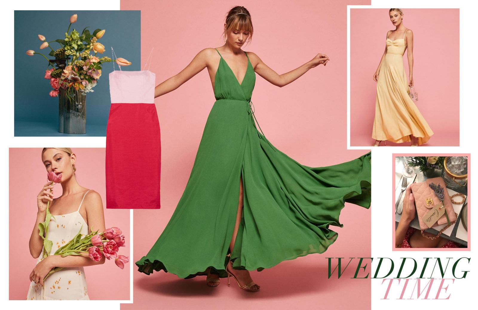 Wedding bells Die schnsten Kleider fr Gste bei Sommerhochzeiten  Journelles