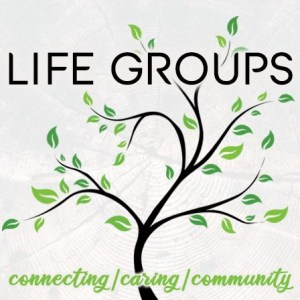 Life Groups ministry square for ministries and adults