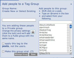 taggroup