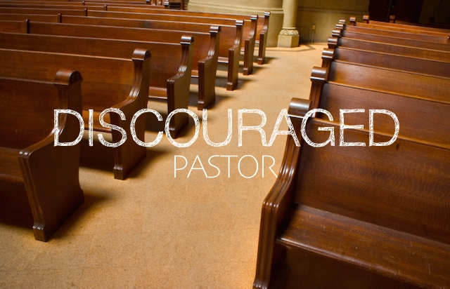 A discouraged pastor • Notes from the Trail