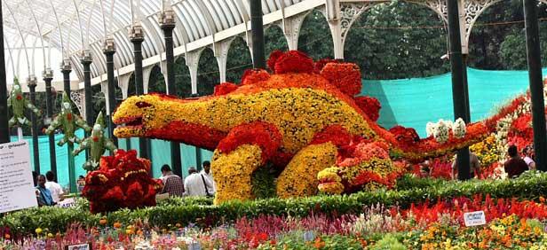 Botanical Gardens Bangalore