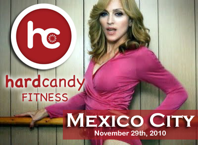 Madonnas First International Gym To Open In Mexico City