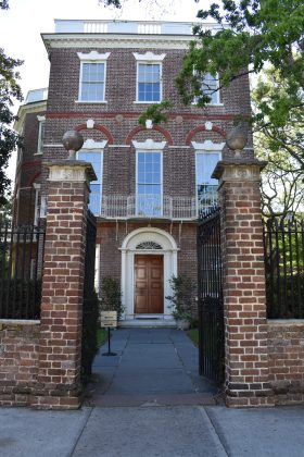Nathaniel Russel Home
