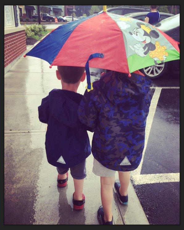 LL Bean Discovery Rain Jacket