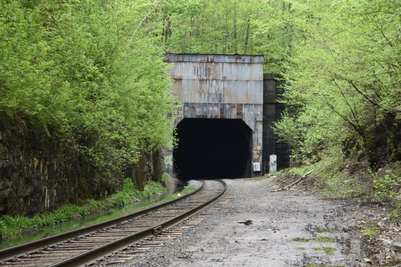 Hoosac Tunnel- West Entrance