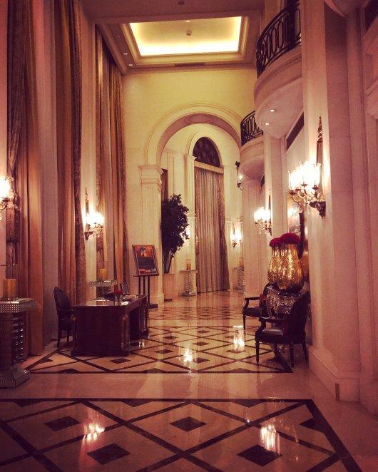 Leila Palace Hallways