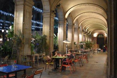 Ocana Restaurant in Placa del Reial