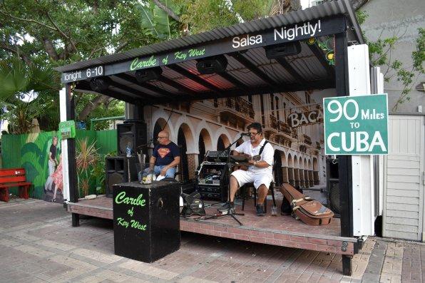 Band at El Mason de Pepe