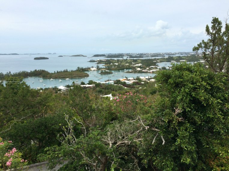View from Gibbs Hill Lighthouse