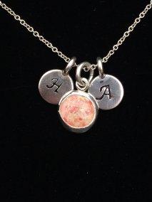 Jewelry by Alexandra Mosher