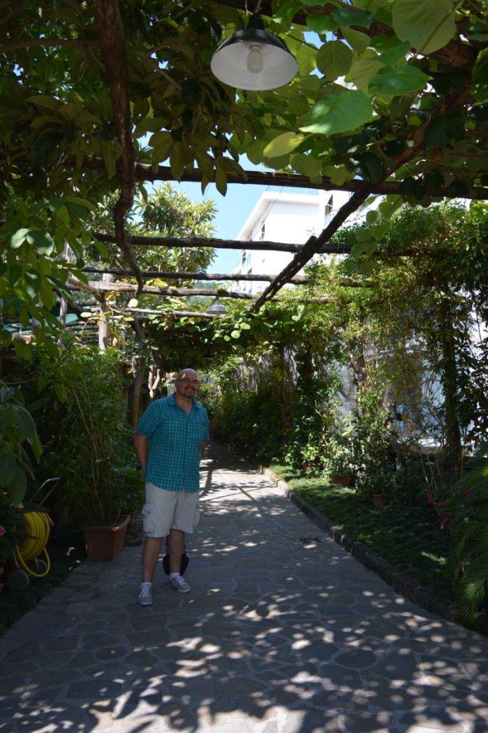 Relais Villa Angiolina gardens
