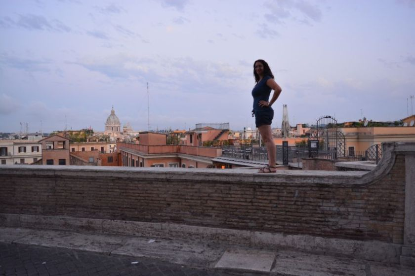 4 days in Rome was good enough time to sample the city, but there is always much more to see!