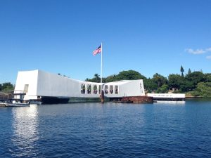 Pearl Harbour Hawaiian Islands