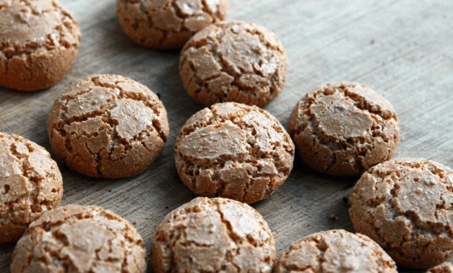 Easy Amaretti Biscuit Recipe